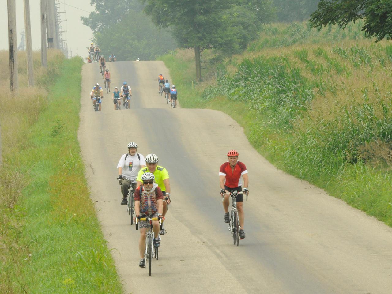 Bicycle expressway