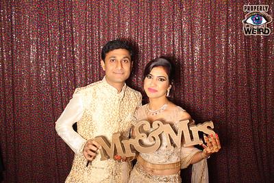 Amit & Reshma Haldi Celebration