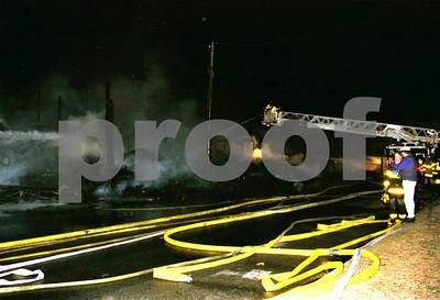 Com'l Fire County Line Rd.