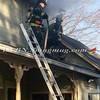 Amityville F D  House Fire 58 Park Avenue 2-22-15-7