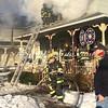 Amityville F D  House Fire 58 Park Avenue 2-22-15-5
