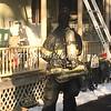 Amityville F D  House Fire 58 Park Avenue 2-22-15-6