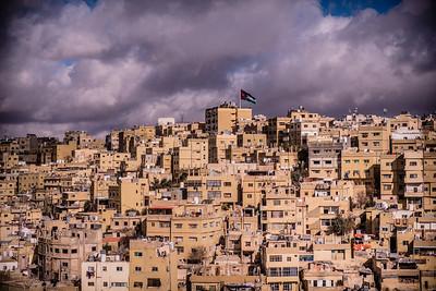 Amman, Jordan - 2017
