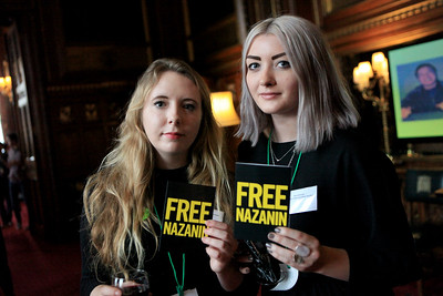 Amnesty Speakers House event 2016