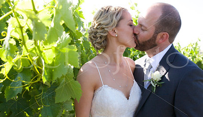 """Vineyard Kisses"" - Terra Mia, Paso Robles, California"