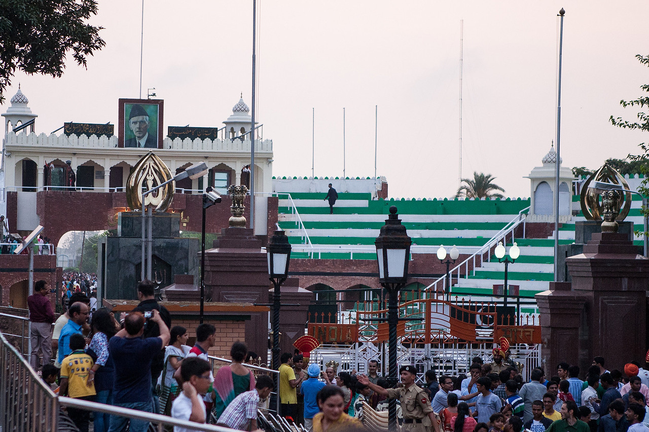 Wagha Border, Amritsar, Punjab, India
