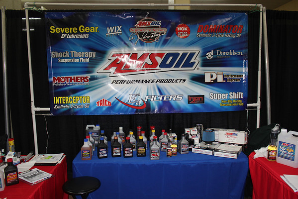 2012 Feb Boat Show Booth
