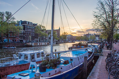 The Amstel River