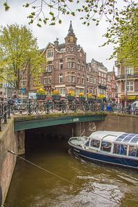 Prinsengracht and Onder de Ooievaar