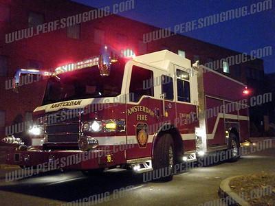 Amsterdam Fire Department