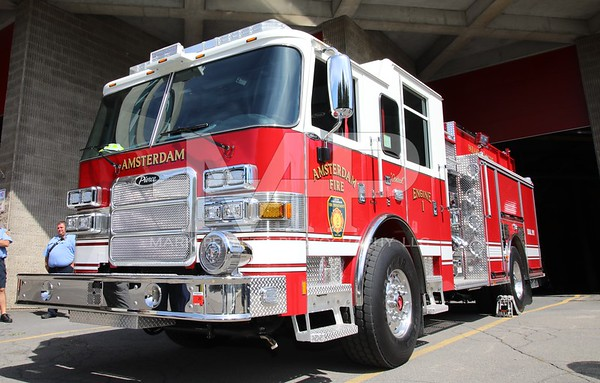 The Blessing of Engine 1 9-13-2019