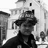 Firefighter/Paramedic Kenny Brooks