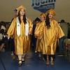 Graduates Enter