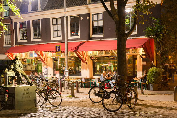 Explore Amsterdam's fashionable Jordaan neighborhood