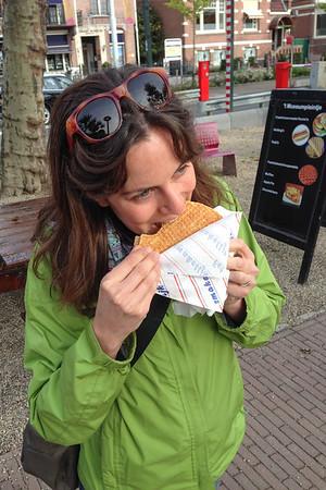 Try my favorite dutch treat: Stroopwafles