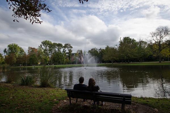 Vondelpark, Amsterdam: The city's biggest park