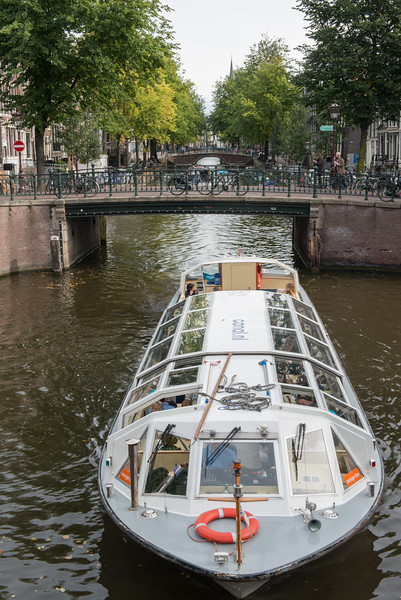 Take a canal cruise: 25 Things to do in Amsterdam