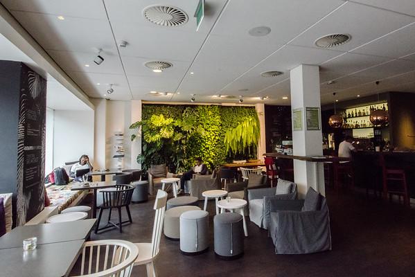 Conscious Hotels Vondelpark, an eco-friendly hotel in Amsterdam
