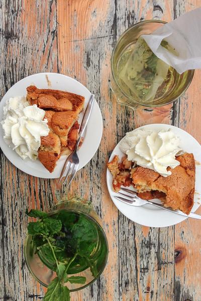 The best Dutch Apple Pie in Amsterdam