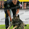 Officer Steve Pasquarelli and his K9 Hyde