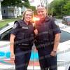 Officers Amanda Spaulding & Todd Stark