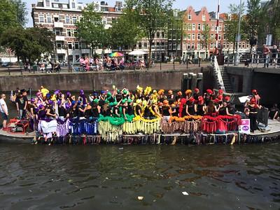 Amsterdam Pride 2015