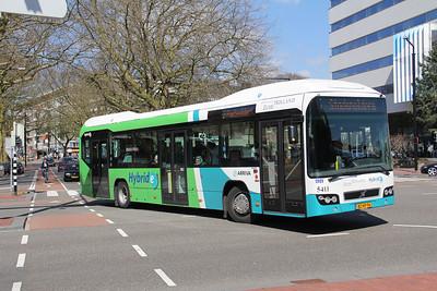 Arriva Nederland 5411 Stationsweg Dordrecht Apr 13
