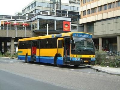 Connexxion 4192 Utrecht Bus Stn Jul 03