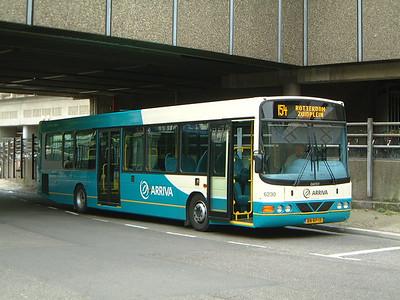 Arriva Nederland 6320 Utrecht Bus Stn Jul 03