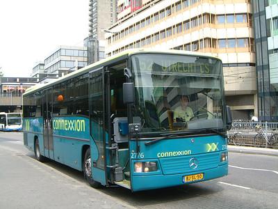 Connexxion 2776 Utrecht Bus Stn Jul 03