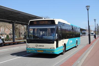Arriva Nederland 8355 Dordrecht Bus Station Apr 13