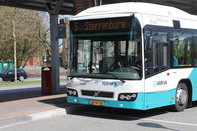 Arriva Nederland 5423 Dordrecht Bus Station 2 Apr 13