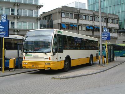 Connexxion 2178 Utrecht Bus Stn 2 Jul 03