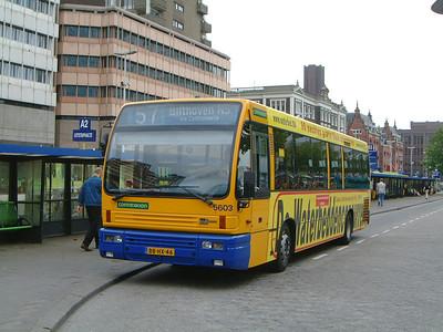 Connexxion 5603 Utrecht Bus Stn Jul 03