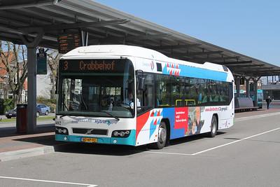 Arriva Nederland 5402 Dordrecht Bus Station Apr 13