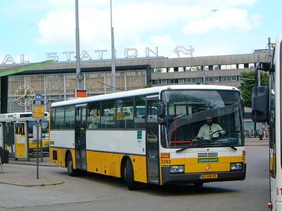 Connexxion 2283 Rotterdam Centraal Jul 03