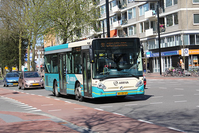 Arriva Nederland 6044 Stationsweg Dordrecht Apr 13