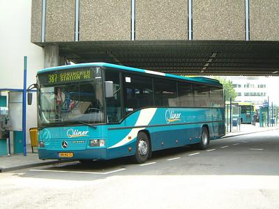 Arriva Nederland 6146 Utrecht Bus Stn Jul 03