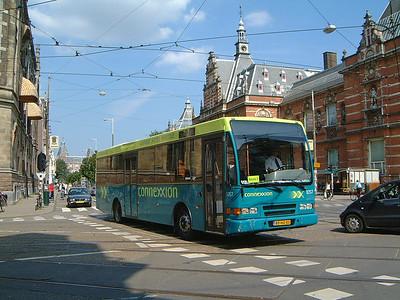 Connexxion 1057 Van Baerlestraat Amssterdam Jul 03