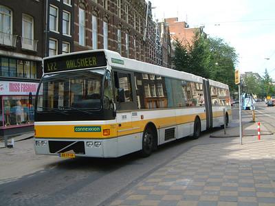 Connexxion 7137 Nieuwezijds Voorburgwal Amsterdam Jul 03