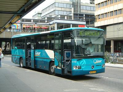 Arriva Nederland 6153 Utrecht Bus Stn Jul 03