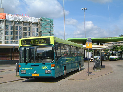 Connexxion 3971 Rotterdam Centraal Jul 03