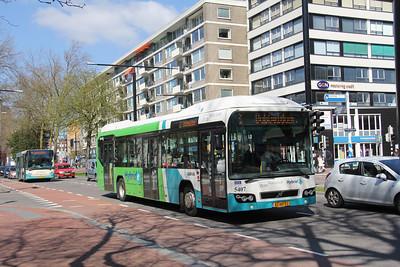 Arriva Nederland 5407 Stationsweg Dordrecht Apr 13