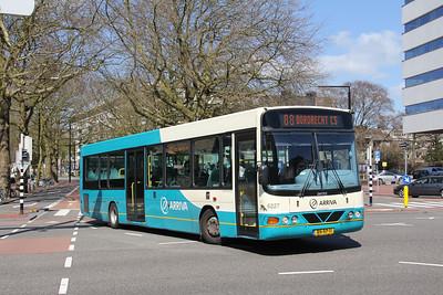 Arriva Nederland 6227 Stationsweg Dordrecht Apr 13