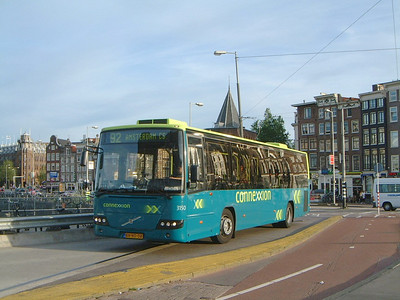 Connexxion 3150 Centraal Amsterdam Jul 03