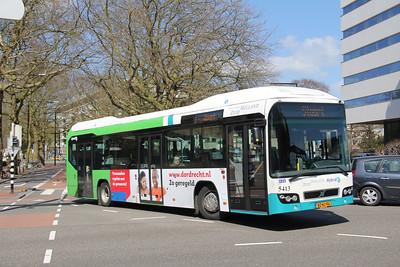 Arriva Nederland 5413 Stationsweg Dordrecht Apr 13