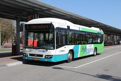 Arriva Nederland 5423 Dordrecht Bus Station 1 Apr 13
