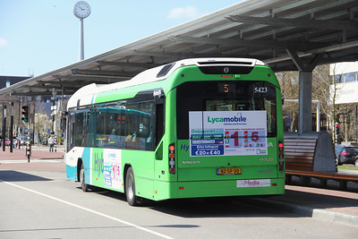 Arriva Nederland 5423 Dordrecht Bus Station 3 Apr 13