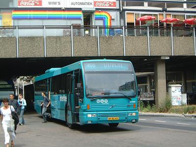 Connex 579 Utrecht Bus Stn Jul 03
