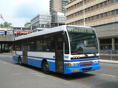 Connex 560 Utrecht Bus Stn Jul 03